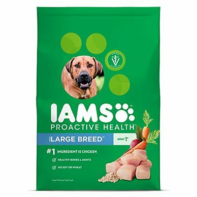 Iams ProActive Health Adult Dry Dog Food for Large Dogs - Chicken 30 Pound Bag for sale  Shipping to Canada