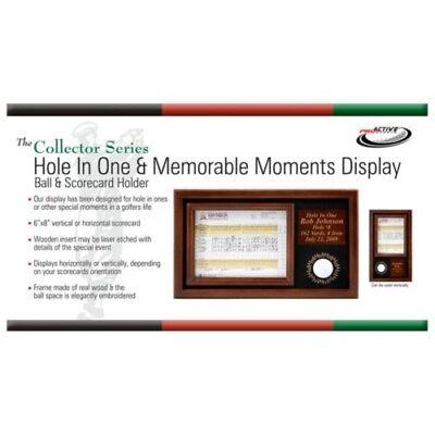 ProActive Sports DBDHOD2 Memorable Moments Ball and Scorecard Display 6 x 8