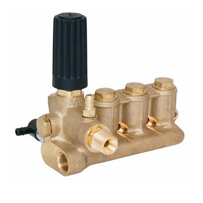 Rsv Pump Manifold Assembly