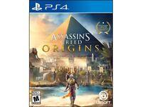 Assassins Creed Origins & Call of Duty WW2
