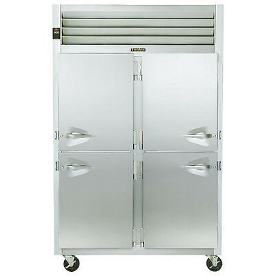 Traulsen G22001-032 2 Section Half Door Reach-in Freezer- Hinged Rightleft