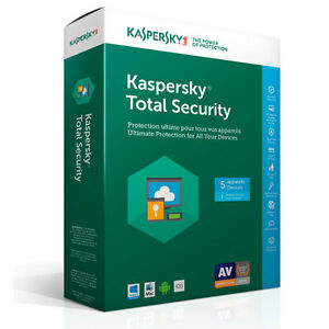 Kaspersky Internet Total Security NEW RETAIL Box 5 PC