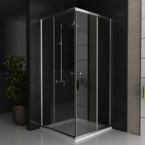 dusche 100x100cm g nstig online kaufen bei ebay. Black Bedroom Furniture Sets. Home Design Ideas
