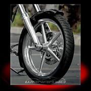 Harley Rocker Fender