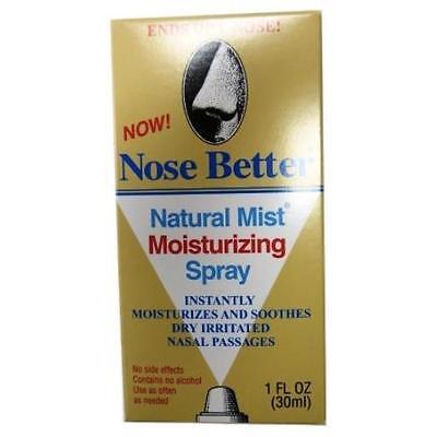 Nose Better Natural Mist Moisturizing Spray 1Oz