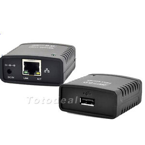 USB-2-0-Network-LPR-Print-Server-Printer-Share-Hub-Palm-Size-Wireless-network