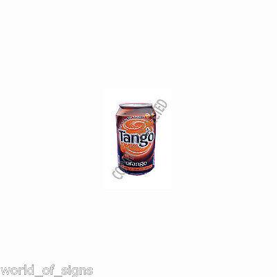 ice cream van sticker drinks tango can Die Cut