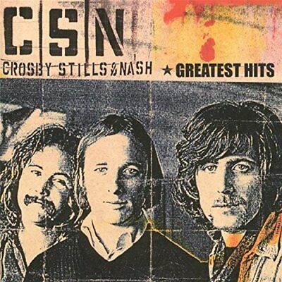 Crosby Stills And & Nash ~ Greatest Hits ~ Very Best Of ~ NEW CD