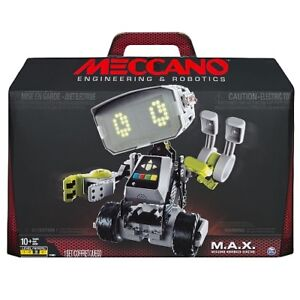 BNIB - Meccano-Erector - M.A.X Robot for only $95