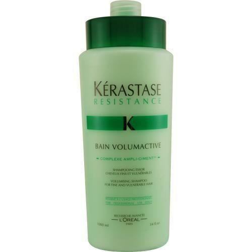 Kerastase volumactive shampoo ebay for Kerastase bain miroir conditioner