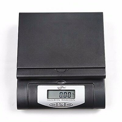WeighMax 4819-35-Black Digital Shipping Postal Scale With AC/Battery