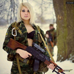 In Russia we shoot men who dont bring us Freshlooks