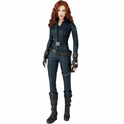 New Movie Masterpiece Iron Man 2 BLACK WIDOW 1/6 Hot Toys from