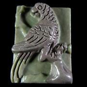 Carved Stone Bird