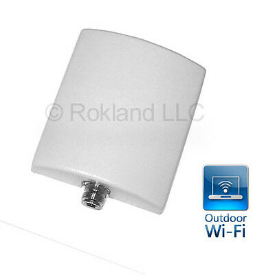 10 Dbi Outdoor Wi-fi Directional N-female Antenna For Alf...