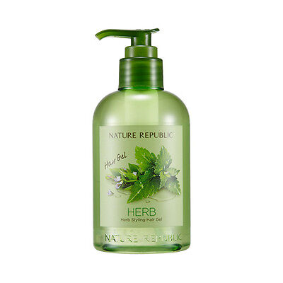 [NATURE REPUBLIC] Herb Styling Hair Gel - 300ml