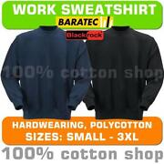 Mens Work Jumper