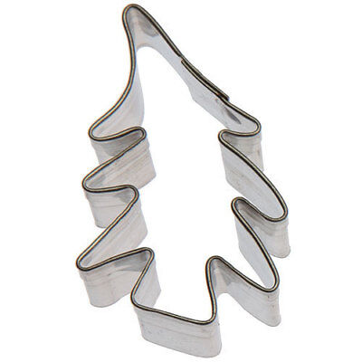 Mini Primitive Tree Cookie Cutter 1.75'' - Tree Cookies