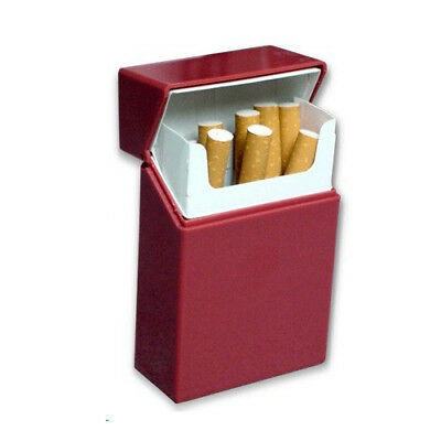 (Hard Box Full Pack Cigarette Case (King Size) (Assorted Colors))