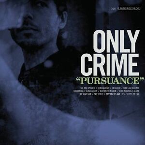 Only Crime Pursuance (Bonus Cd) vinyl LP NEW sealed