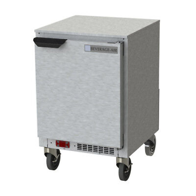 Beverage-air Bev Air Ucr20hc Undercounter Refrigerator Shallow Depth