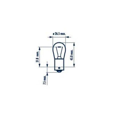 10 Glühlampe, Blinkleuchte NARVA 17644 Heavy Duty