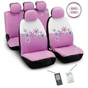 Pink Seat Covers