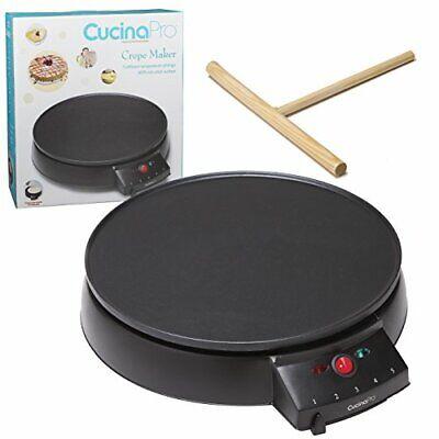 CucinaPro 1448 12 Inch Griddle & Crepe Maker Sale