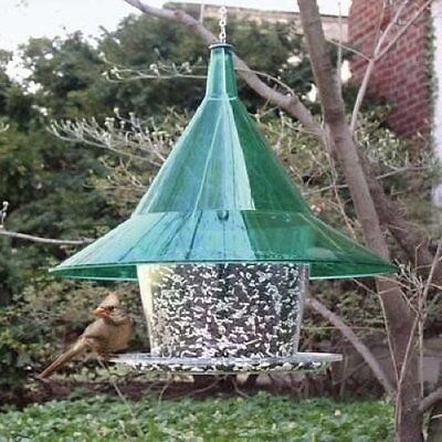 ARUNDALE MANDARIN SKY CAFE SQUIRREL PROOF BIRD FEEDER Arundale Sky Cafe Feeder