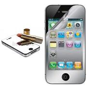 Mirror LCD Screen Protector iPhone 4