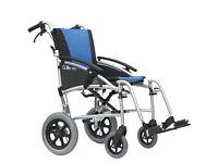 Wheelchair G lite brand
