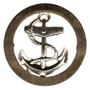 Royal Navy Beret Badge