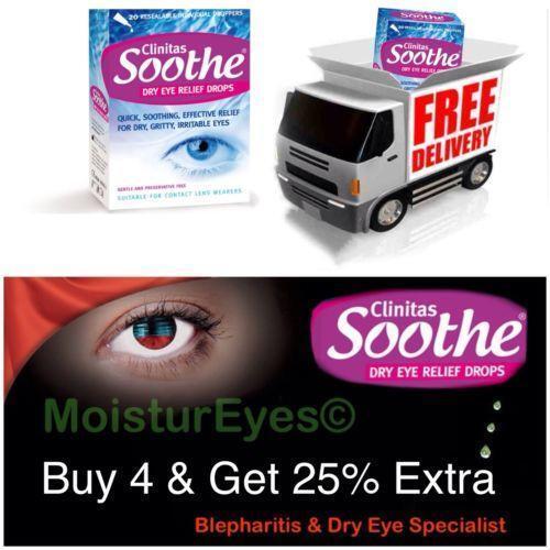eye contacts ebay