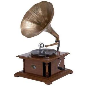 Gramophone: Phonographs, Accessories