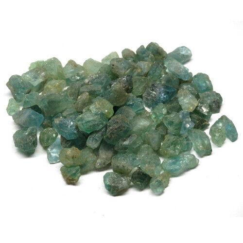 400.00 Ct. Rough Blue Green Apatite Natural L8287