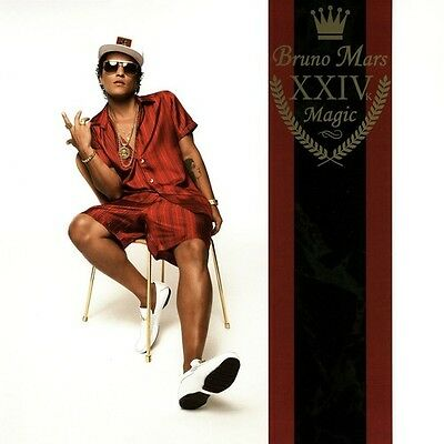 Bruno Mars   24K Magic  New Vinyl  Digital Download