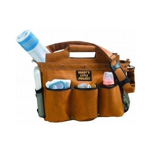 daddy diaper bag ebay. Black Bedroom Furniture Sets. Home Design Ideas