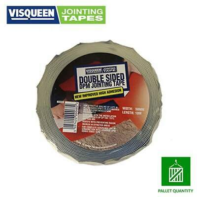 Visqueen DPM Double Sided Jointing Tape - Width 50mm Length 10m  - Brand New x1