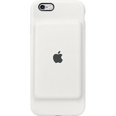 Apple iPhone 6/6s Smart Battery Case - White