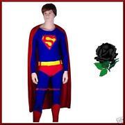 Mens Super Hero Fancy Dress Costumes
