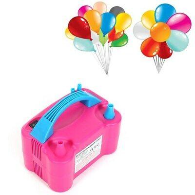Elektrische Ballonpumpe Aufblasgerät für Luftballons 600W Ballonaufblasgerät ()