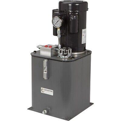 Haldex Ac Hydraulic Power System Self-contained 2 Hp 115230v Ac 1400028 2
