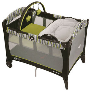 Graco Pack 'n Play Travel Bed, Changer and Play Yard