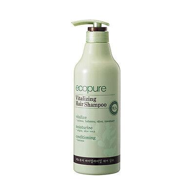 [ECOPURE] Vitalizing Hair Shampoo - 700ml