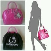 Hello Kitty Embossed Bag