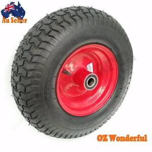 "16"" 6.5x8 Wheelbarrow Wheel Heavy Duty Spare 25mm 1"" Epping Whittlesea Area Preview"