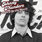 Johnny Thunders Vinyl Records