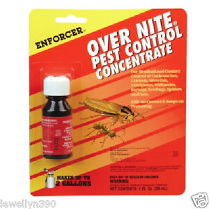 ENFORCER-OVERNITE-Pest-Control-CONCENTRATE-roaches-silverfish-earwigs-ants