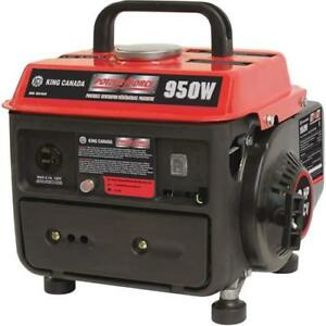 Gas Powered 950W Portable Generator