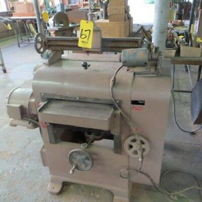 Powermatic 15 Inch Planer With Knife Sharpener